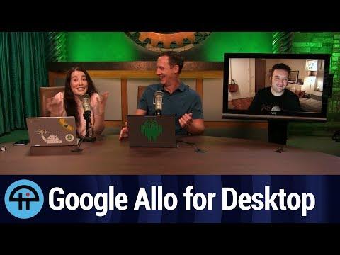 Google Allo for Desktop