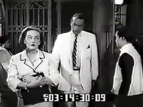 Bette Davis, Forrest Tucker, Leif EricksonThe Cold Touch, 1958 TV