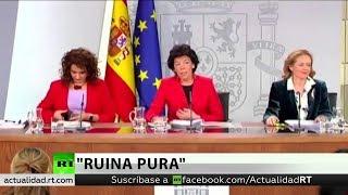 Pedro Sánchez presenta presupuestos en España y el PP asegura que se vende a los independentistas