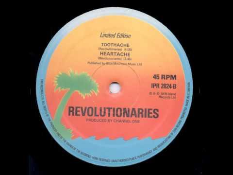 "The Revolutionaries - Heart Ache Dub - 12"" Island Records 1978 - CHANNEL ONE DUB 70'S DANCEHALL"