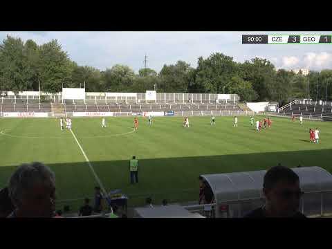 Česká republika U19 - Gruzie U19