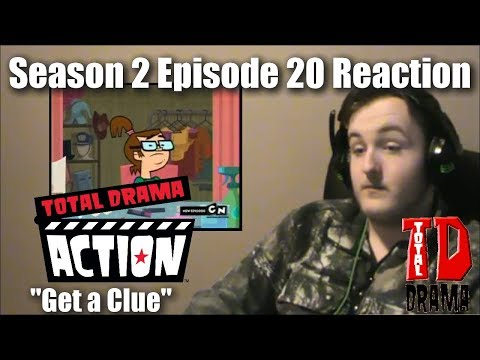 Jayempee Reacts: Total Drama Action Episode 20