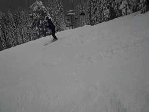 Homewood Skiing with Tony, Vince, Sandeep, Peter