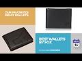 Best Wallets By Fox Our Favorites Men's Wallets