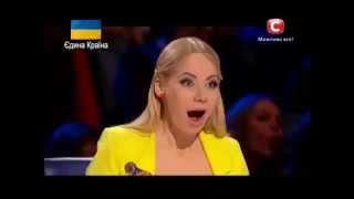 'Україна має талант 6' Коллектив Юди - Спортивные танцы (Киев - 05.04.14)