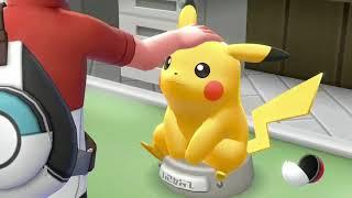 Mew Pokeball Plus - Pokemon Let's Go Pikachu