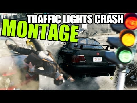Watch Dogs Hack Montage: Traffic Lights [PC|GER|Ranzratte]