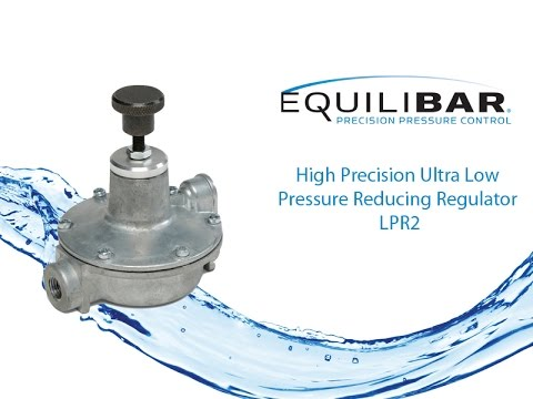How to pilot your Equilibar Back Pressure Regulator