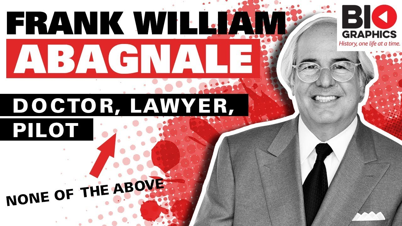 Frank Abagnale Biography: Catch Me If You Can - Biographies