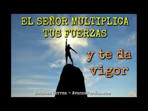 EL SEÑOR MULTIPLICA TUS FUERZAS - Predicas cortas de reflexion - 256
