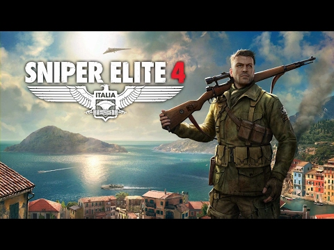 Sniper Elite 4 - #1 - Chadman: The Ultimate Environmental Hazard