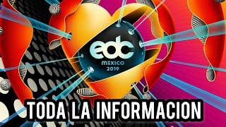 EDC MÉXICO 2019 | DUDAS, FASES, VENTA DE BOLETOS | ZIDACO