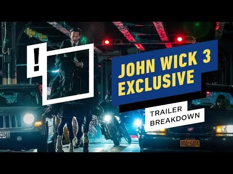 John Wick 3 Exclusive Trailer Breakdown with Chad Stahelski Mp3