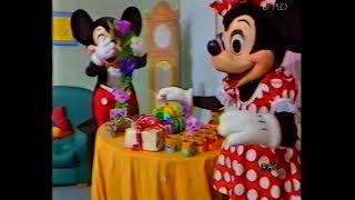 28/3/1987 -  RaiUno - 3 Sequenze spot pubblicitari e promo