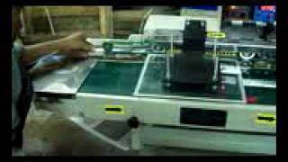 Continous Band Sealer machine(Horizontal Model) Heavy Duty.mpg