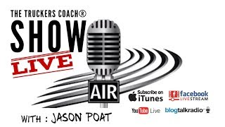 Truckers Coach Show - ELD Shipper & Receiver debate . Call in live 917-889-3079 - opt 1 to join chat