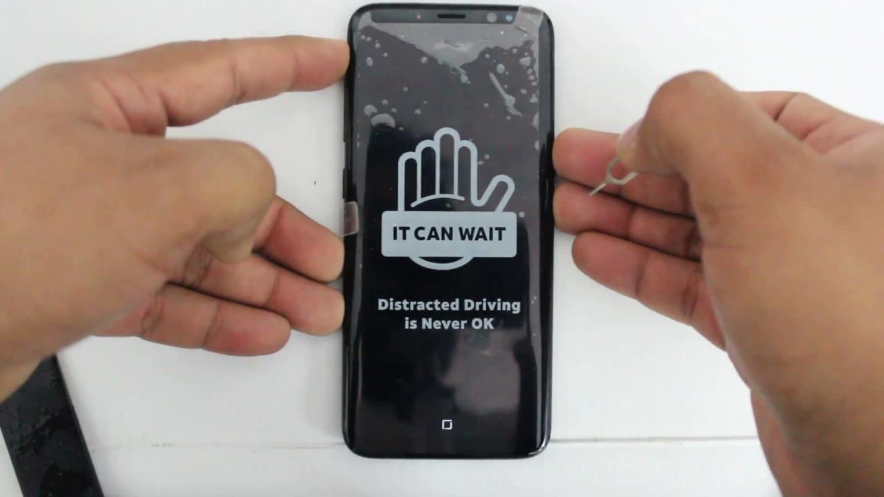 Samsung Galaxy S8 / PLUS AT&T Unlock Code