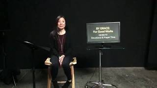 03/05/19 - By Grace: Daily Devotion & Prayer with Angela Yee