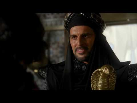 Once Upon A Time: Aladdin Comic-Con Reveal