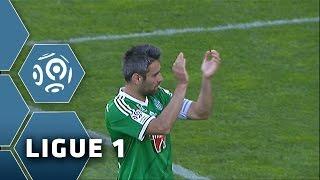 AS Saint-Etienne - OGC Nice (5-0)  - Résumé - (ASSE - OGCN) / 2014-15