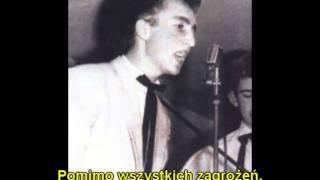The Beatles - In Spite Of All The Danger (Z napisami PL)
