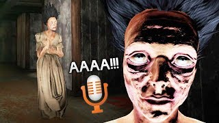 ХОРРОР ГОВОРИ ИЛИ УМРИ КОНЦОВКА   Albedo Horror Game
