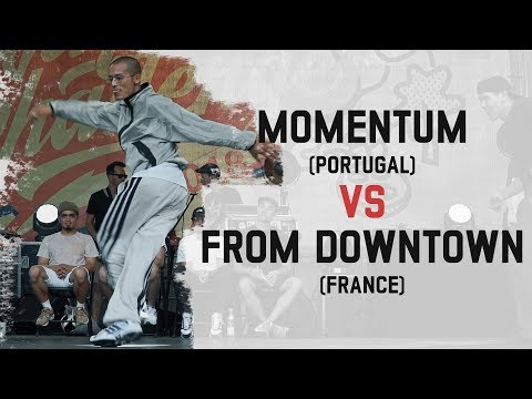 Momentum (Portugal) vs From Downtown (France) | Group B | Warsaw Challenge 2018