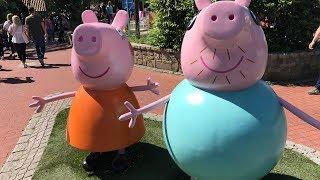 ☺ Miasteczko Świnki Peppy ☺ Peppa Pig World ☺ Świnka Peppa