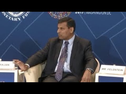 Raghuram Rajan // Global Economy On An Upswing. Can It Work