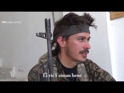 American YPG fighter tells his story of coming and joining the fight