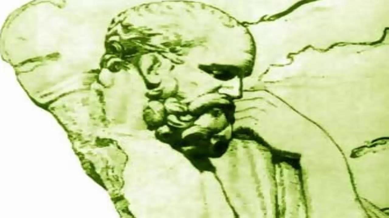 FELSEFE TARİHİ-Anaksimandros ''Varolmak Suçtur Bu Suçun Cezası Yok Olmaktır''-Se