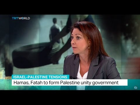 Hamas, Fatah to form Palestine unity government
