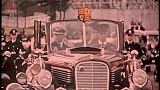 1939 CANADIAN ROYAL FAMILY VISIT of  King George VI to Vancouver BC.