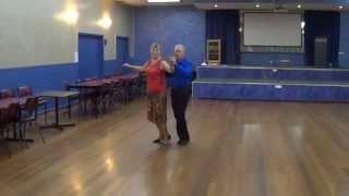 Morningtown Blues Sequence Dance Walkthrough