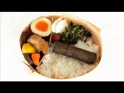 おおいた味散歩 日田のきこりめし弁当