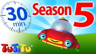 Tutitu Specials | Complete Season 5 | Including Crane Game, Foosball, Ride-on Toy And More!