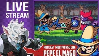 Pepe el Mago en el Podcast Multiverso    Mightyrengar