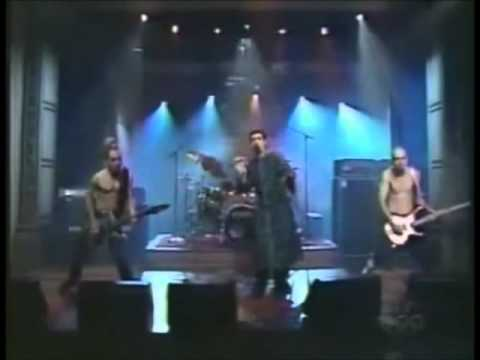 System Of A Down - Spiders Live On Conan O'Brien