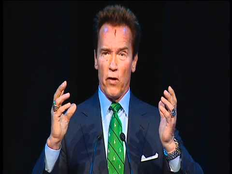 Gov Schwarzenegger Keynote speech at the Zero emissions conference in Oslo, Norway
