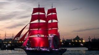 Уходят в море корабли - Ships go to sea ...