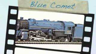 De Luxe Tale of the Blue Comet Promo