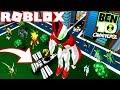 ROBLOX ! - BEN 10 NOVA NAVE DOS ENCANADORES VIAJE PARA O UNIVERSO DO BEN10 - SIMULADOR DO BEN 10