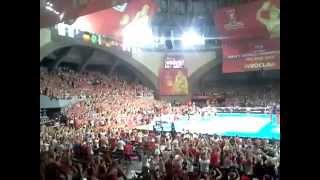 Hala stulecia 2014-09-04 mecz polska wenezuela