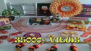 Rukhwat Items How To Make I Rukhwat ( रुखवत ) Marathi Wedding I  Maharashtrian Wedding Rukhwat