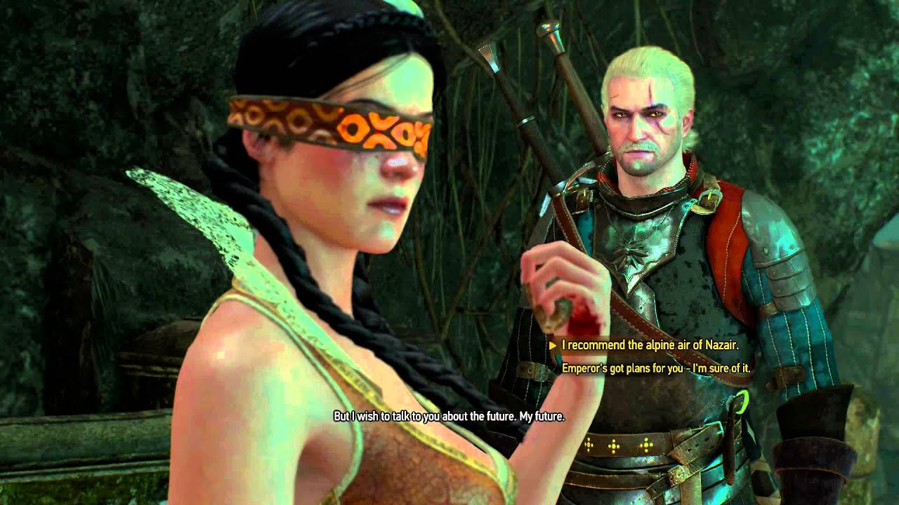 The Witcher 3 The Sunstone Examine The Sunstone Philippa My