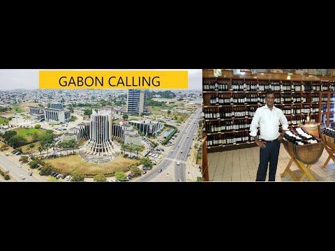 GABON-DRIVE AROUND IT'S CAPITAL CITY LIBREVILLE