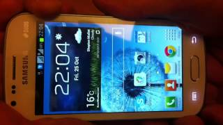 Samsung Galaxy S Duos Touch Screen Problem HD