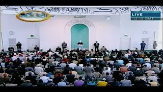 Friday Sermon 29 May 2009 (Urdu)