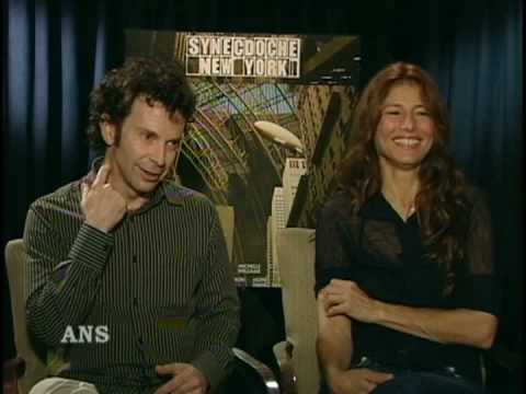 CHARLIE KAUFFMAN AND CATHERINE KEENER ANS INTV. SYNECDOCHE
