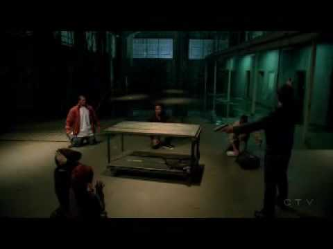 Ashlee Simpson and Pete Wentz on CSI: NY 5x18